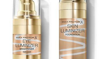 Nowości od Max Factor: Skin Luminizer i Eye Luminizer