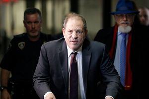 Harvey Weinstein chciał zawrzeć z ofiarami ugodę na 19 mln dol. Sędzia odrzucił propozycję