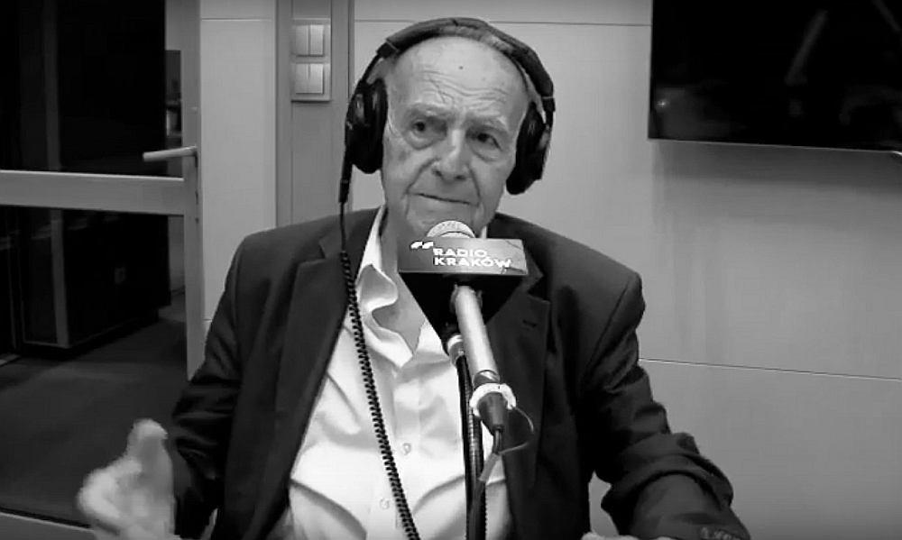 Wiesław Wiatrak w programie 'Radiostrada' w Radiu Kraków