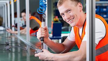 Jak wynika z Barometru Imigracji Zarobkowej, przygotowanego przez Kantar Millward Brown oraz Rating Group na zlecenie agencji pracy Personnel Service, Ukraińcy najczęściej pracują w produkcji (18 proc.) i w usługach (15 proc.), 80 proc. na stanowiskach niższego szczebla. Ponad 77 proc. wykonuje pracę fizyczną, 33 proc. - umysłową. Kadra zarządzająca to zaledwie 1 proc.