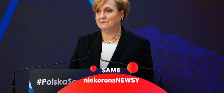 Anna Fotyga w grupie mędrców NATO [SAME niekoronaNEWSY]