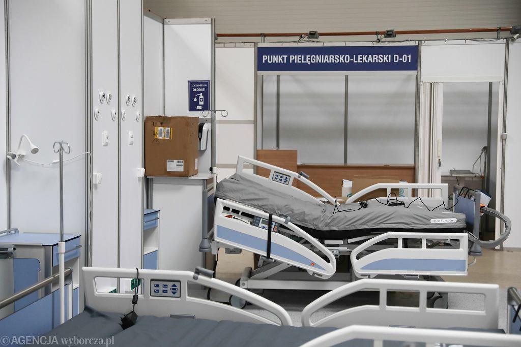 Szpital. Zdj. ilustracyjne