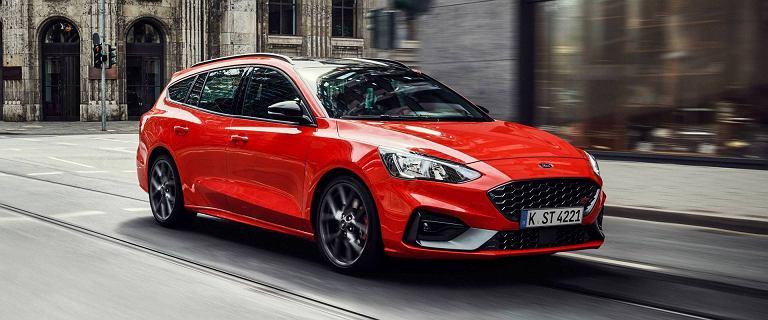 Nowy Ford Focus ST kombi - cennik 2019. Do wyboru dwa mocne silniki
