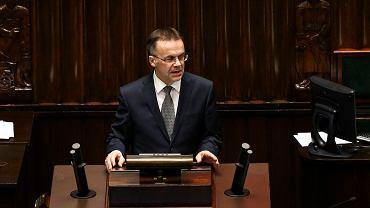 Jarosław Sellin w Sejmie