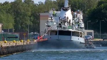 Ćwiczenia jednostki GROM-u w niedzielę 28 sierpnia na Westerplatte