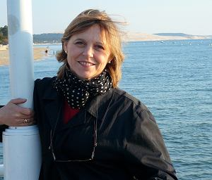 Fanny Joly, autorka 'Pralinki'