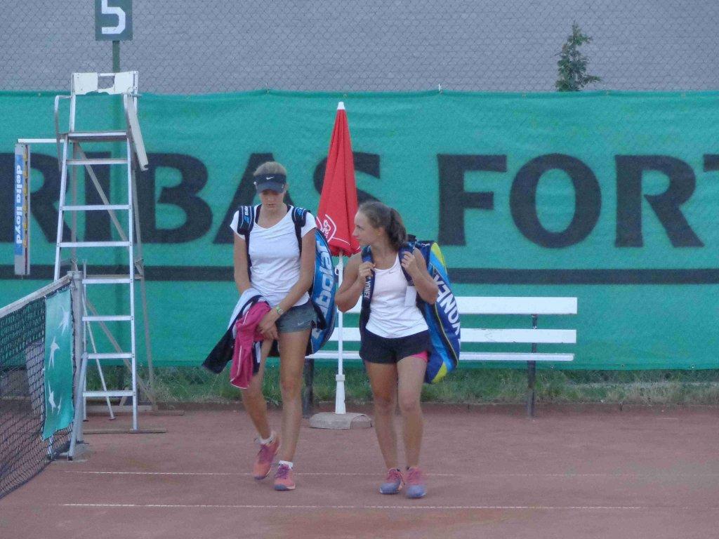 Martyna Kubka i Ola Wierzbowska