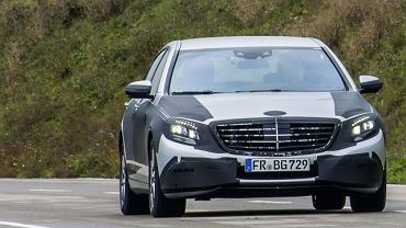 Mercedes-Benz S klasa (W222) 2013