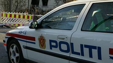 Norweska policja - zdjęcie ilustracyjne