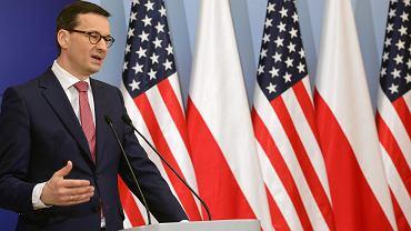 Amerykańscy senatorowie nie napisali listu do premiera Morawieckiego
