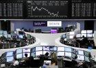 Inwestorzy giełdowi boją się o europejskie banki