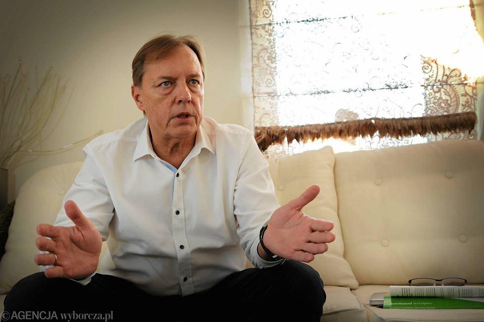 Prof. Krzysztof Sodowski