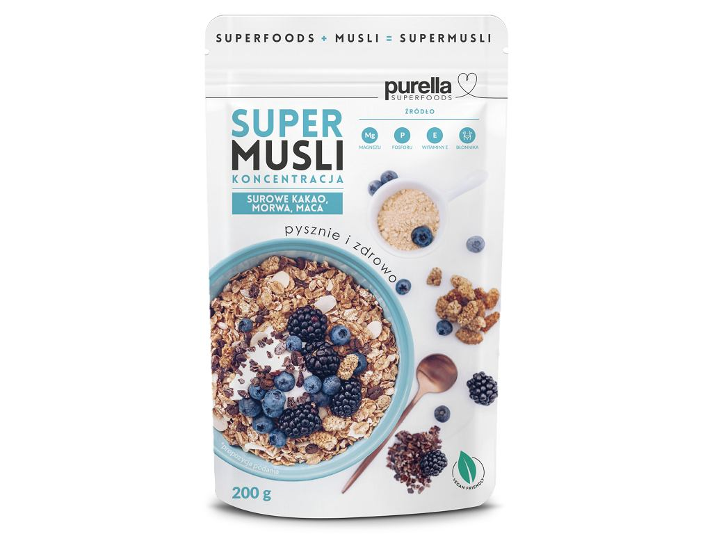 Purella Superfoods