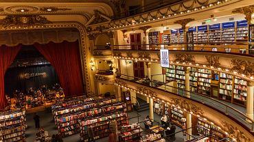 Księgarnia El Ateneo Grand Splendid w Buenos Aires