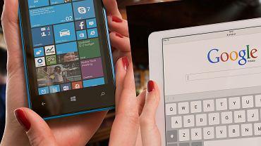 Microsoft i Google zwiększyły dochody kwartalne