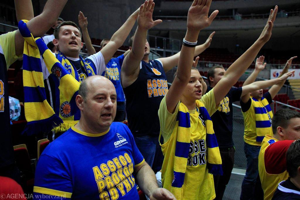 Mecz sparingowy Trefl Sopot - Asseco Gdynia w Ergo Arenie