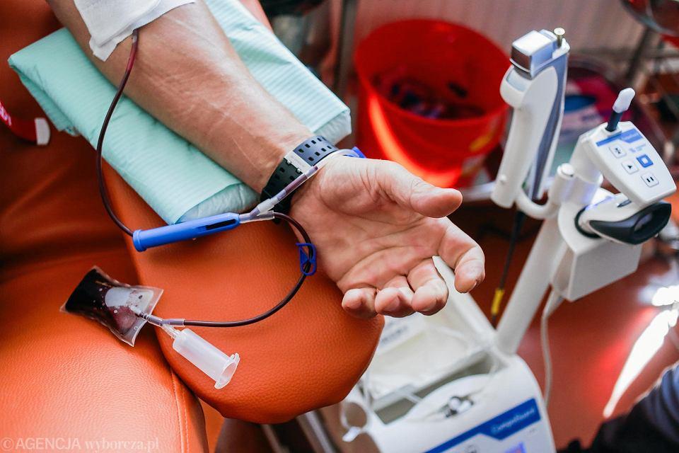 W Centrach Krwiodawstwa Brakuje Krwi