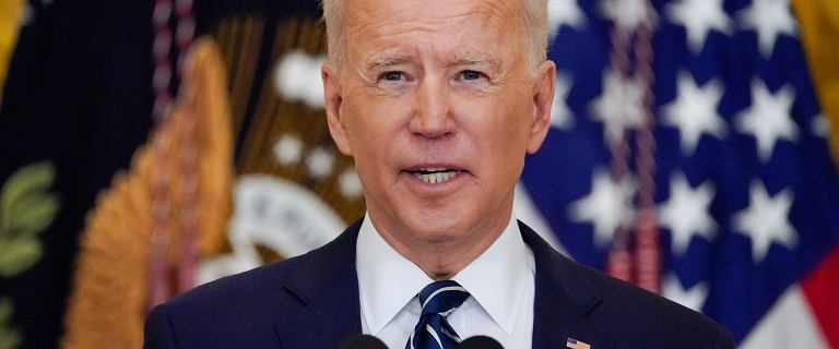 Biały Dom: USA nakładają sankcje na Rosję