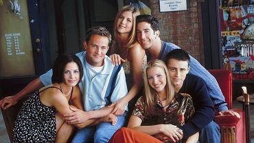'Przyjaciele' już do oglądania w HBO GO