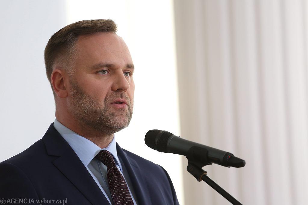 Dawid Jackiewicz stracił fotel ministra
