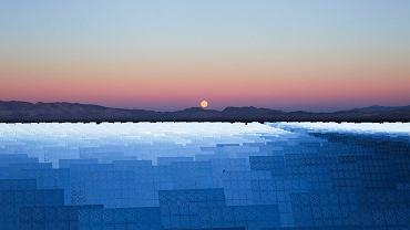 Elektrownia słoneczna w Nevadzie w Stanach Zjednoczonych
