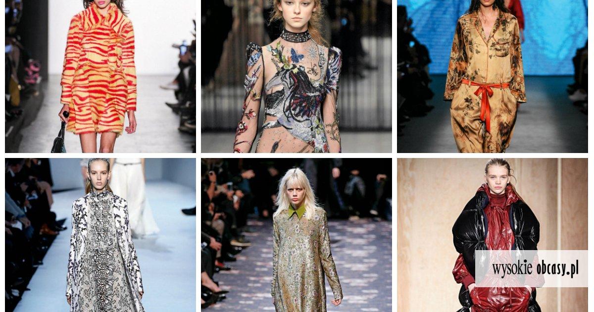 Trendy jesień zima 2016 — długie spódnice. Najlepsze