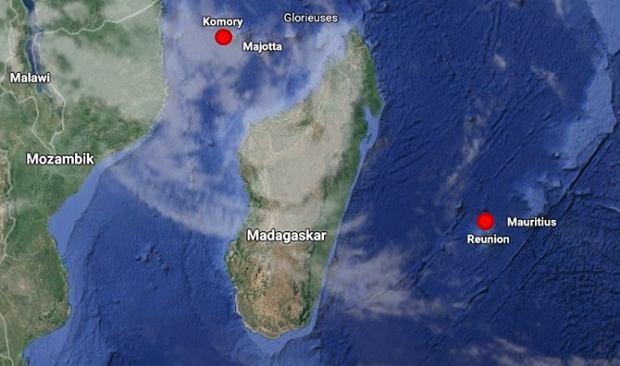 Polski żeglarz dotarł na Reunion
