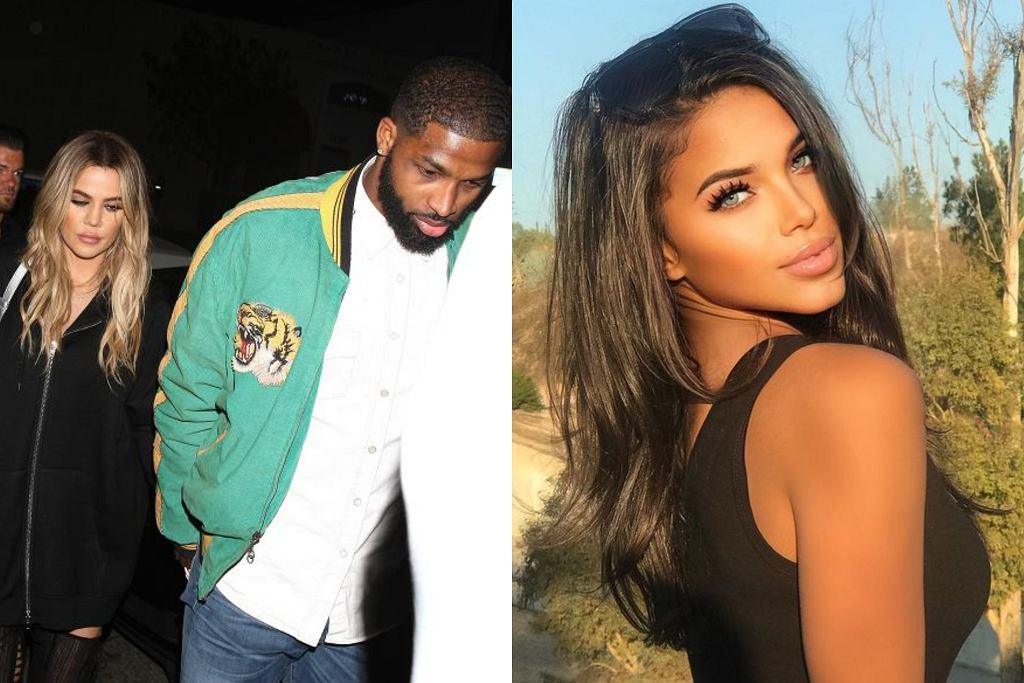 Khloe Kardashian i Tristan Thompson, Sydney Chase