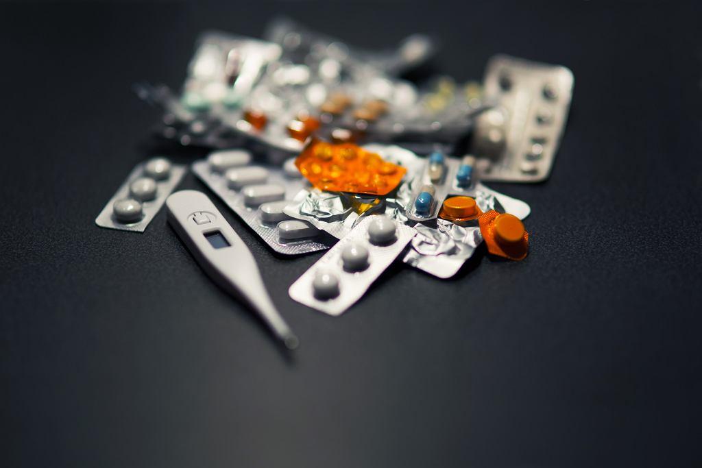 W aptekach brakuje niektórych leków