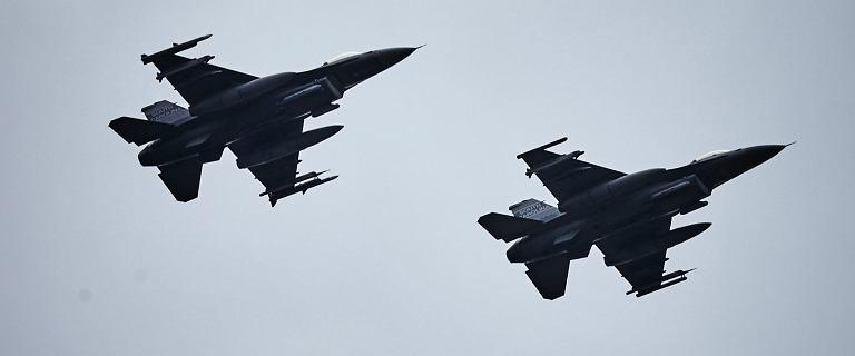 Polskie F-16 przechwyciły rosyjskie samoloty nad Bałtykiem