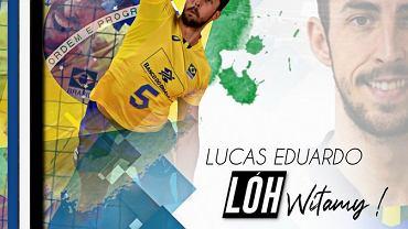 Transferowy hit Czarnych Radom - Lucas Eudardo Loh