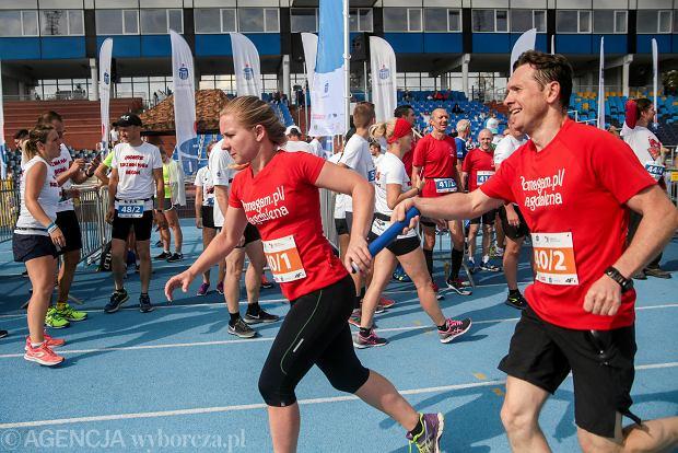 Zdjęcie numer 39 w galerii - PKO Bieg Charytatywny. Na Zawiszy pomagali biegając [ZDJĘCIA]