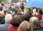 """Czarny protest w Gorzowie: """"Piekło kobiet trwa"""""""