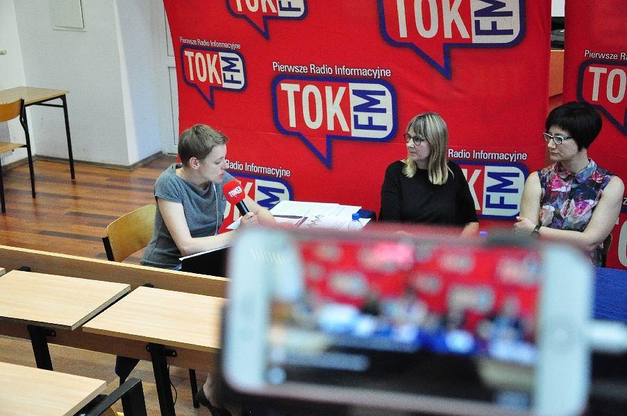 Debata ''Usłysz Swoją Szkołę'' w Bydgoszczy