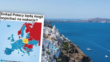 Gdzie Polacy wyjadą na wakacje?