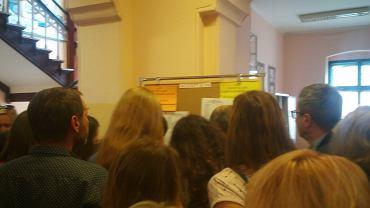 Ogłoszenie listy przyjętych do I LO w Toruniu w kumulacji roczników