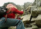 """Ostrzeżenie dla turystów. W Tatrach doszło do obrywu skalnego, popularny szlak """"zamknięty do odwołania"""""""