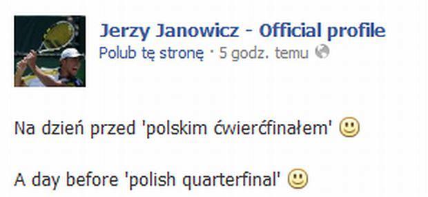 Jerzy Janowicz, Łukasz Kubot