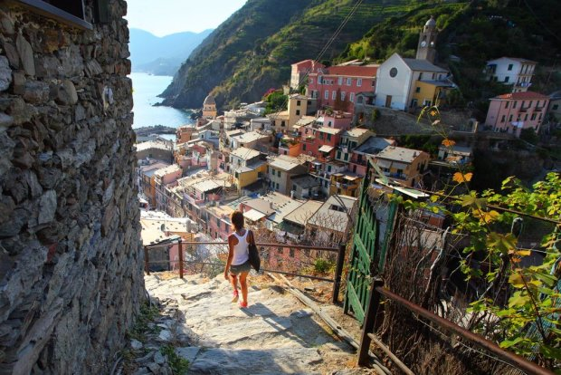 Vernazza, Cinque Terre, Włochy / fot. Shutterstock