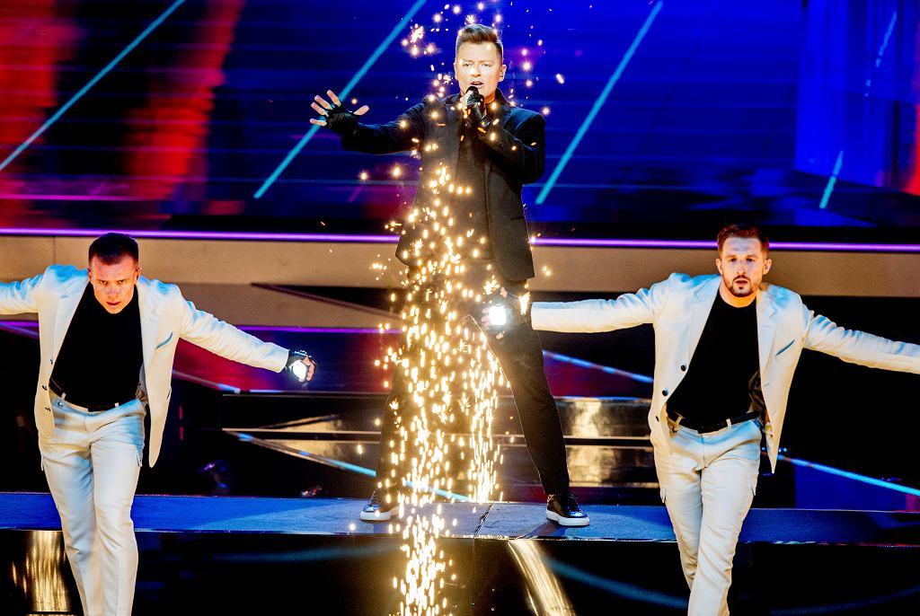Eurowizja 2021. Rafał Brzozowski wystąpił z piosenką 'The Ride', ale nie odniósł sukcesu