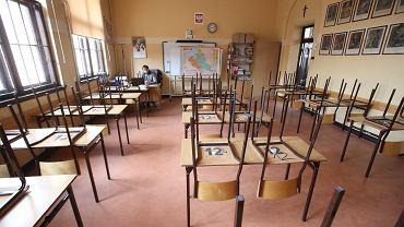 Uczniowie rezygnują z lekcji religii.