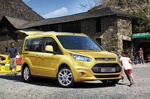 Nowe dostawcze Fordy