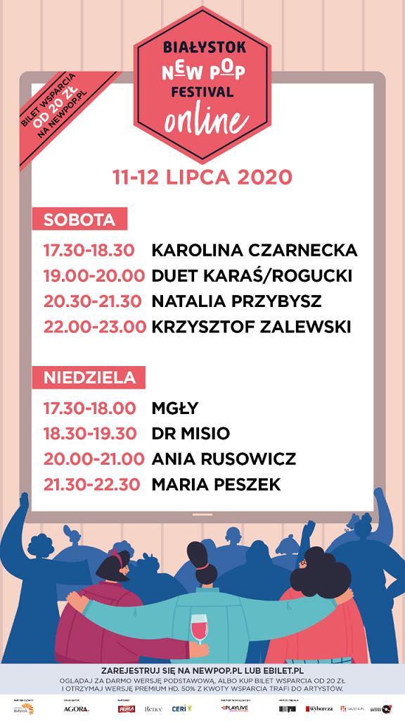 Białystok New Pop Festival