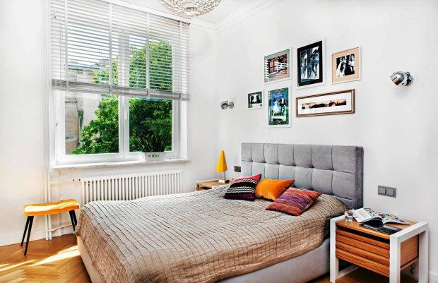 Jakie kolory do sypialni wybierają najczęściej Polacy?
