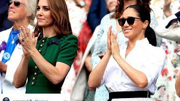 Od czego zaczął się konflikt Meghan Markle i księżnej Kate? Królewski ekspert wyjaśnia