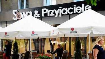 'Restauracja Sowa i Przyjaciele' w Warszawie - to tu m.in. doszło do nielegalnych podsłuchów.