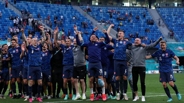Słowacy reagują po meczu z Polską. Tak nazwali kadrę Sousy