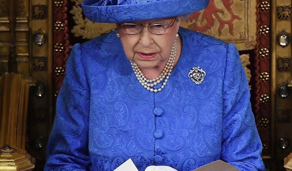 Mowa królowej Elżbiety II