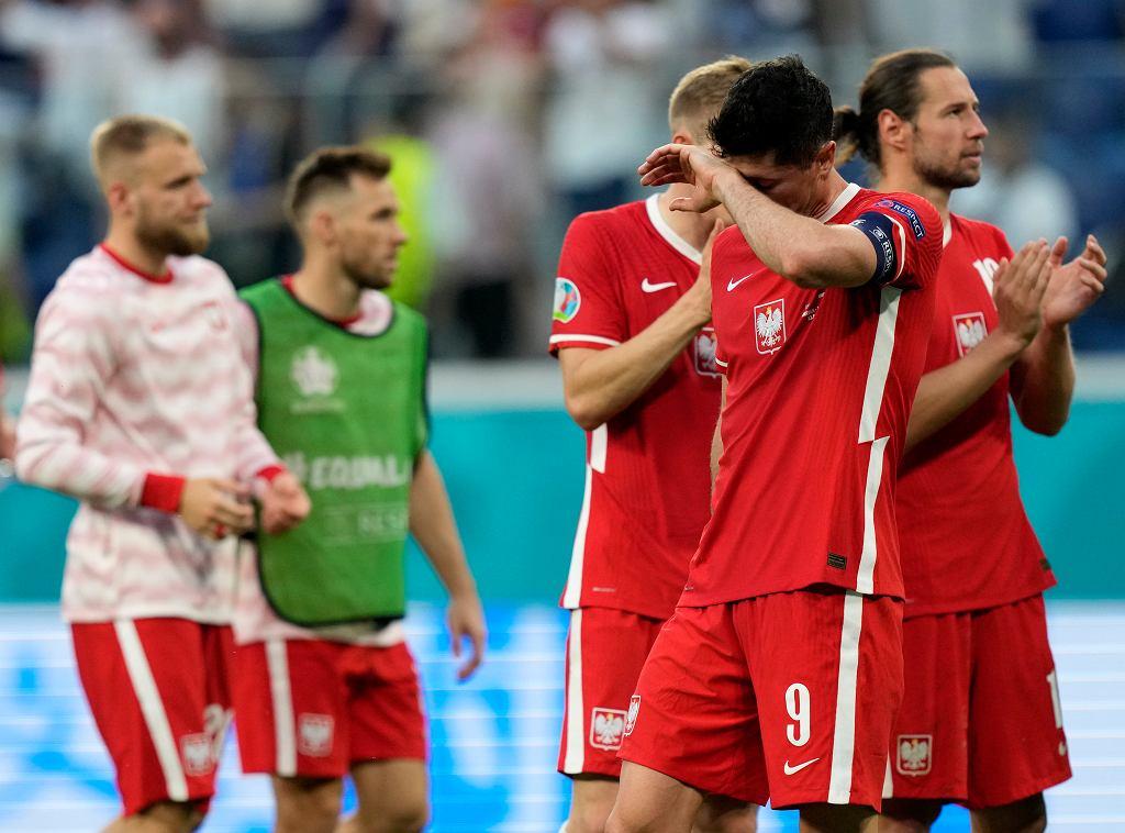Polska odpadła z Euro 2020. Ile biało-czerwoni zarobili na turnieju?