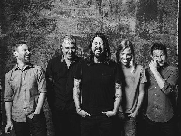 Foo Fighters zagrają na Opene'er Festival 2017